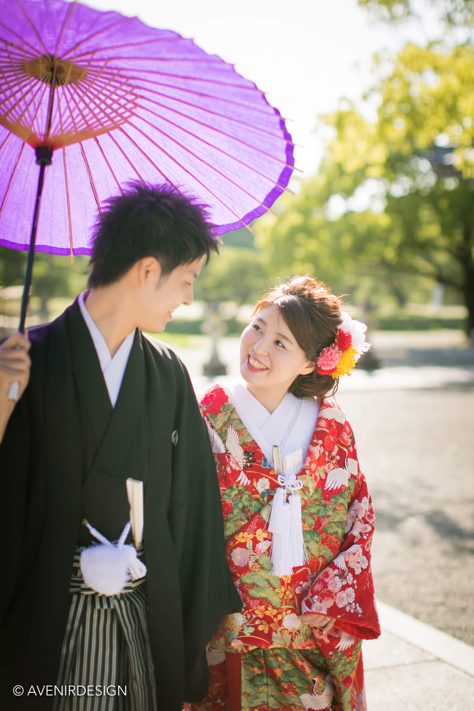 和装|前撮り撮影|熊本