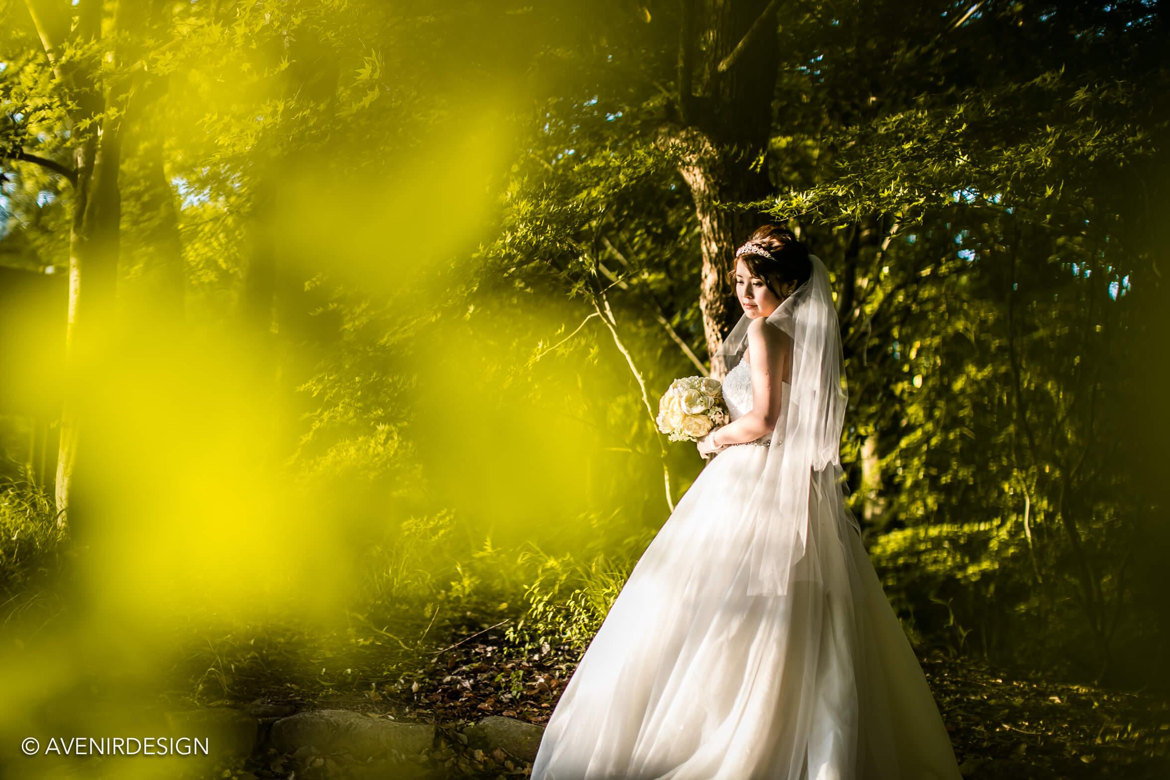 結婚式前撮り|ウェディングドレス