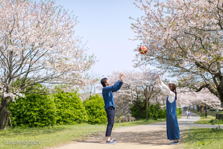 【熊本】桜の前撮り|人が少ない場所で撮影できる一押しプラン!