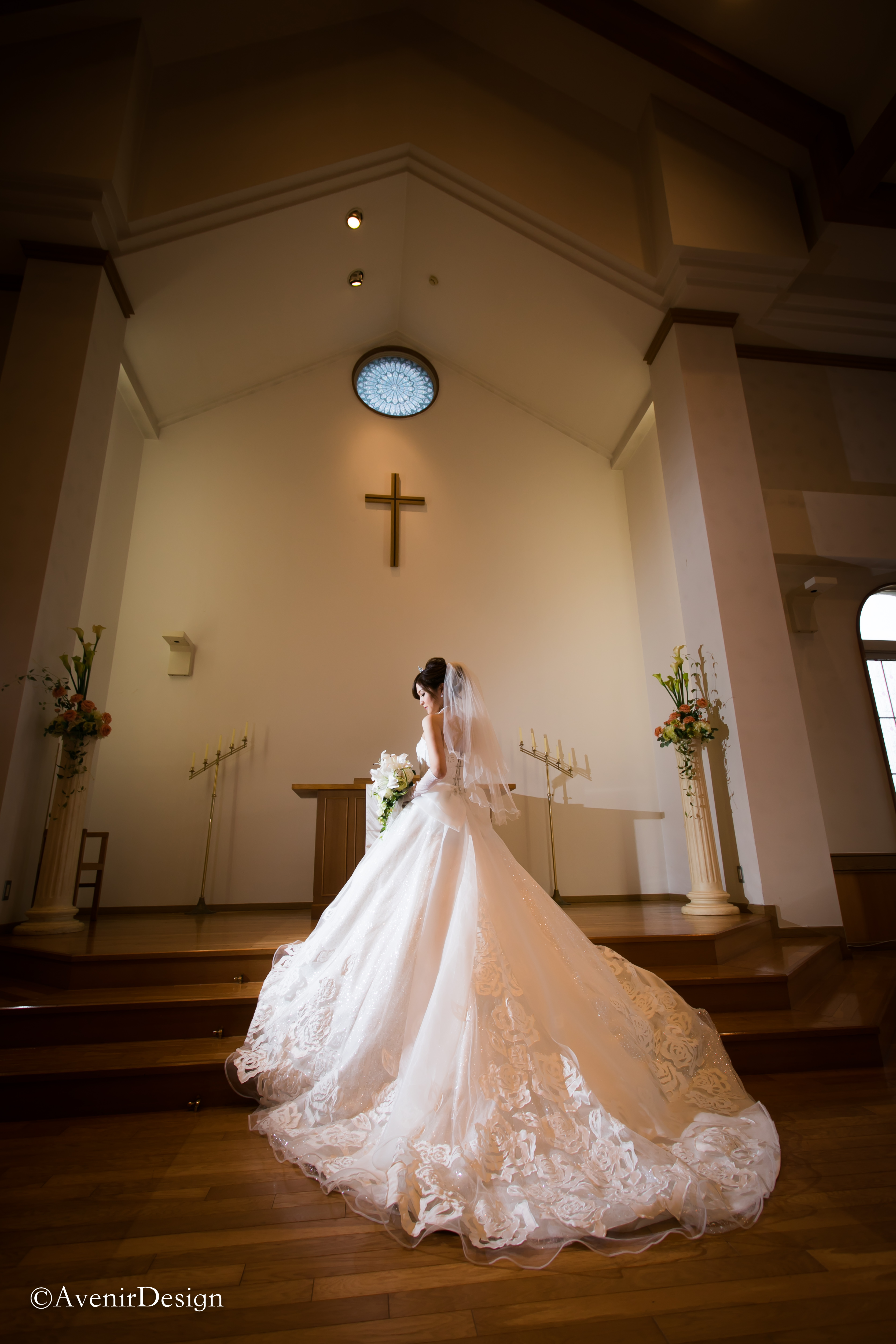 【熊本】チャペルで撮れるフォトウェディング*結婚記念におすすめ*