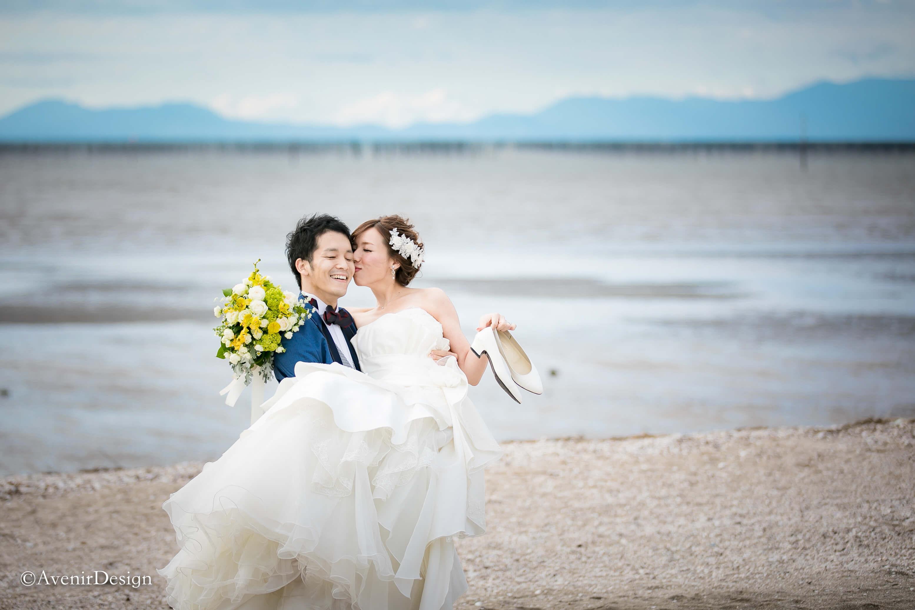 """最近流行りの""""プレウェディングフォト""""って結婚式の前撮りと何が違うの?"""