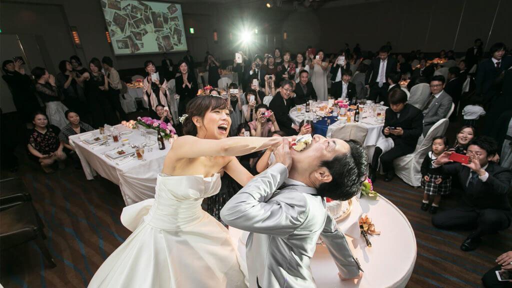 ブライダルフォト|結婚式スナップ写真