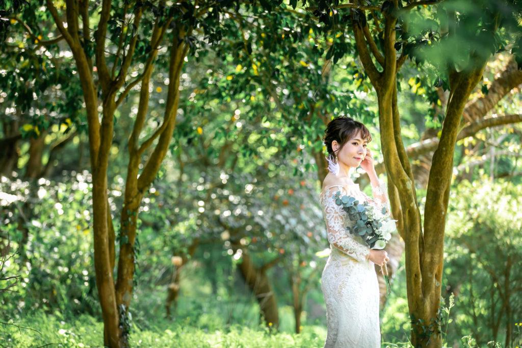 結婚式前撮り-熊本